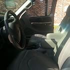 My truck Interior.