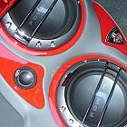Custom Fiberglass Kick Panels