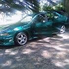 1999 Mitz Galant (Old Car)