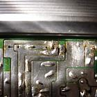 Cold solder joint