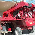 Case Cotton Picker Modified to Cotton Seeder
