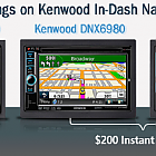 Avenue Sound GPS Navigation Systems Procrastinator's Sale!