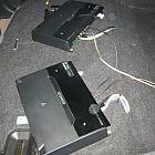 Stacked Kenwood KAC-9105d's
