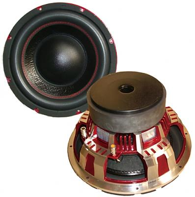 12'' Subwoofer CL-JM126 1000 watts max