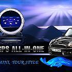 Mini cooper DVD-GPS All-in-one