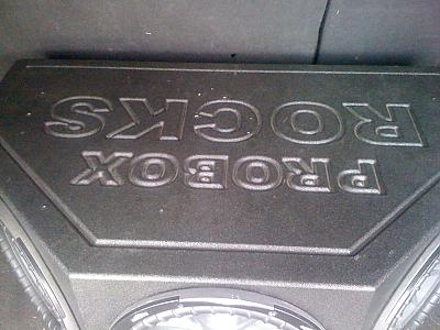 Ported box? or should i keep this box?