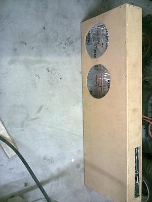 dual ten inch sub box
