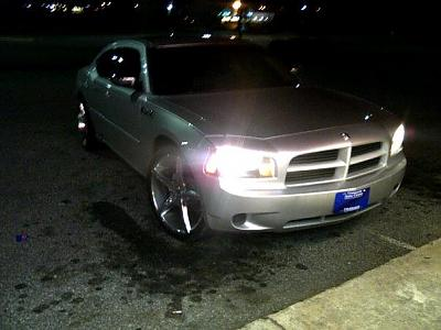Charger on 22's