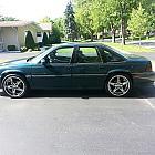 """1996 GP SE Sedan on 20""""s"""