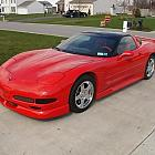 97 Corvette C5 CustomKit and Interior