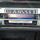 Old School Car Stereo Stealth Motorised Install 1995 by paulluap