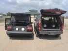 My Volvo and Explorer back in 2002