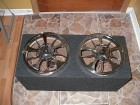 spinner speaker grills