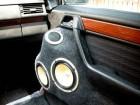 Mercedes 124 Pioneer PRS